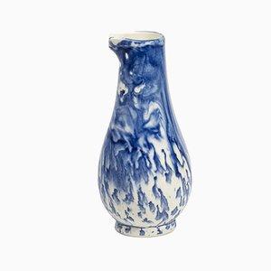 Carafe Bleu Indigo par Faye Toogood pour 1882 Ltd
