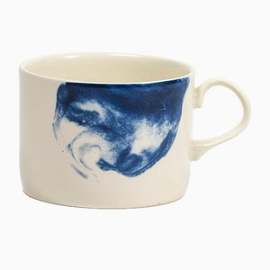 Indigo Storm Mug by Faye Toogood for 1882 Ltd