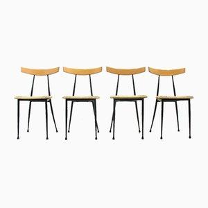 Italian Chairs, 1990s, Set of 4