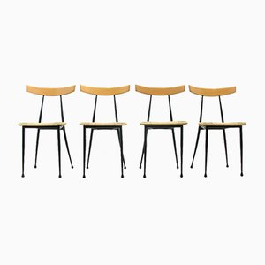 Italienische Stühle, 1990er, 4er Set