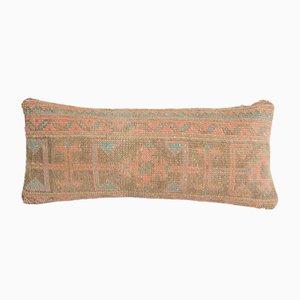 Traditioneller türkischer Vintage Kissenbezug aus weicher Wolle von Vintage Pillow Store Contemporary