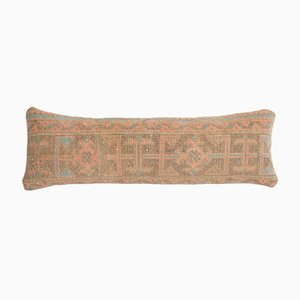Vintage Turkish Decorative Handmade Bedding Kilim Lumbar Cushion Cover