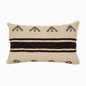 Vintage Hanf Stützkissen im minimalistischen Stil mit Originaldetails von Vintage Pillow Store Contemporary