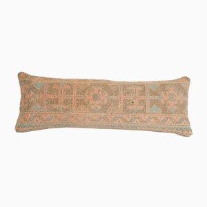 Turkish Wool Oushak Rug Bedding Cushion Cover