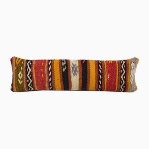 Federa Kilim in lana color pastello di Vintage Pillow Store Contemporary, Turchia