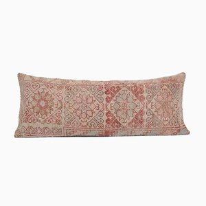 Türkische Vintage Pastellfarbene Bettdecke Teppich Kissenbezug