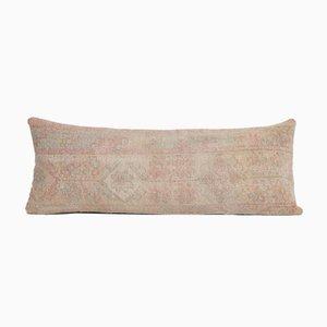 Anatolian Rustic Striped Faded Lumbar Rug Cushion Cover
