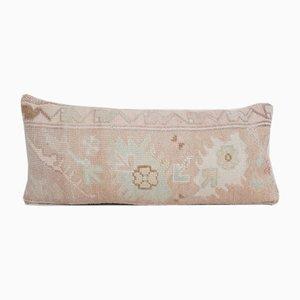 Housse de Coussin Lumbar Oushak Vintage de Vintage Pillow Store Contemporary