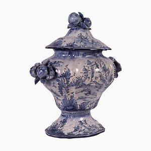 Ceramic Vase from Savona