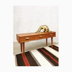 Vintage Scandinavian Low Cabinet