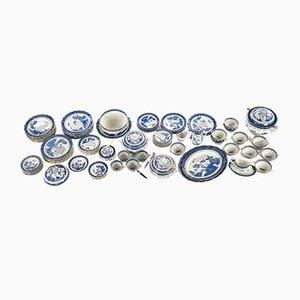 English Porcelain Tableware Set
