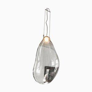 Grande Lampe à Suspension Bulle Transparente par Alex de Witte