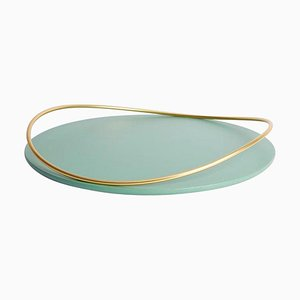 Sage Green Touché a Tray by Mason Editions