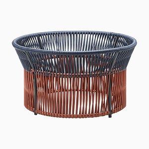 Large Caribe Chic Basket 3 by Sebastian Herkner
