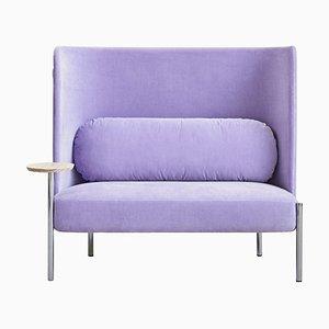 Ara Sofa mit Beistelltisch von Perezochando