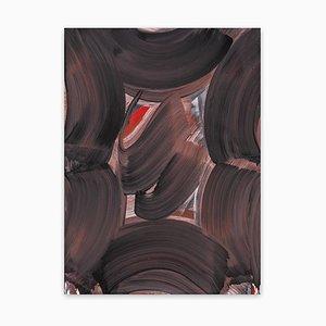 Drama Queen, Abstraktes Gemälde, 2016