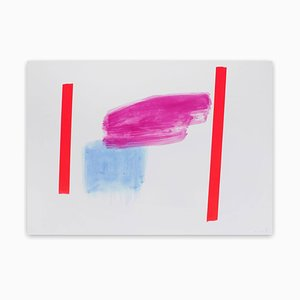 Untitled 6, Abstract Painting, 2017