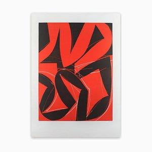 17M2G-2017, Abstract Print, 2017
