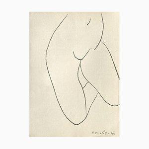 Nu, Print After Henri Matisse
