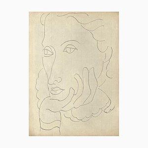 Divagations, Print After Henri Matisse
