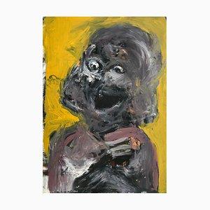 Oeuvre d'Art Contemporaine par Li Ya-Wei, Comedy Man, 2019
