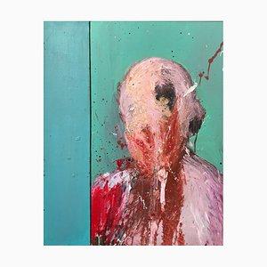 uvre d'Art Contemporaine par Li Ya-Wei, The Poet, Chine, 2020