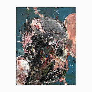 Contemporary Chinese Art von Li Ya-Wei, The Portrait, 2020