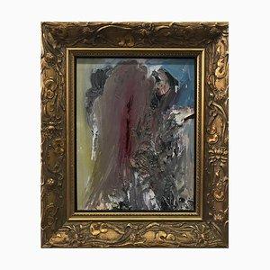 Chinese Contemporary Artwork von Li Ya-Wei, Waschendes Gesicht, 2020