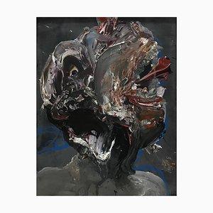 uvre d'Art Chinoise Contemporaine par Li Ya-Wei, The Magic Hidden in the Portraits, 2020