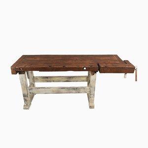 Large Vintage Workbench
