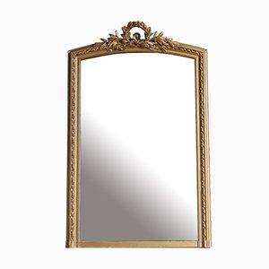 Gilt Overmantel Mirror