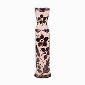 Ceramic Vase, Czechia, 1940s