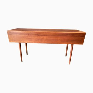 Mesa abatible Shaker de madera de cerezo de De Padova