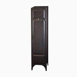 Industrial Cloakroom Locker, 1920s