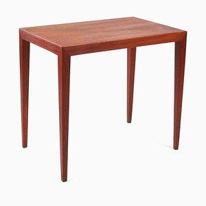 Side Table by Severin Hansen for Haslev Møbelsnedkeri