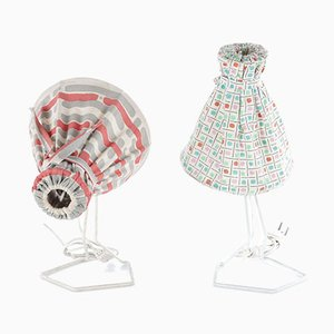 Twin Table Lamps from Stilnovo, Set of 2