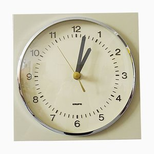 Wall Clock from Krups, Germany, 1960s