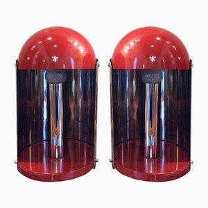 Spanische Tischlampen von J. Pere & P. Aragay, 1970er, 2er Set