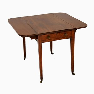 Antique Georgian III Drop Leaf Pembroke Table