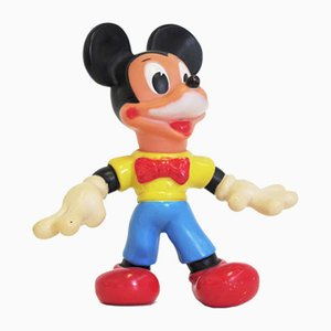 Rubber Mickey Mouse from Walt Disney Productions, Italy, 1960s