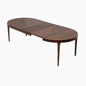 Extendable Rosewood Dining Table from Gudme Møbelfabrik