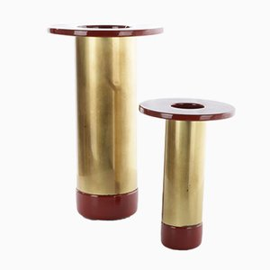 Vases by Ettore Sottsass, Set of 2