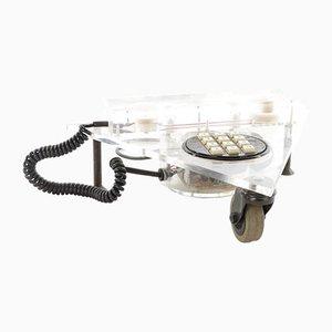 Plexiglass Telephone