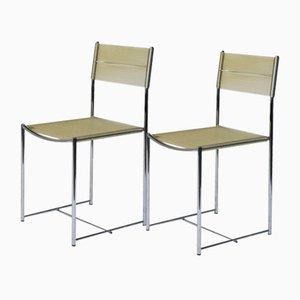 Spaghetti Chairs by Giandomenico Belotti for Alias, Set of 2
