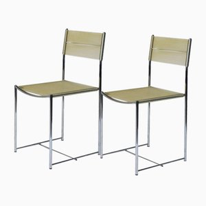 Spaghetti Stühle von Giandomenico Belotti für Alias, 2er Set
