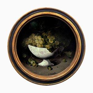 Vaso con uva von Salvatore Marinelli
