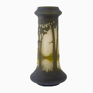 Art Nouveau Vase by Jean Daum