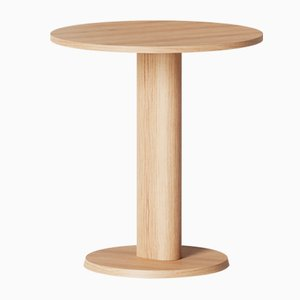 Galta Central Table in Natural Oak from Kann Design