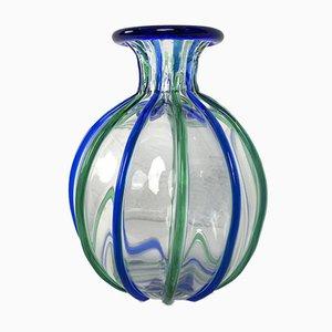 Vase en Verre de Murano par Archimede Seguso pour Seguso, Italie, 1970s