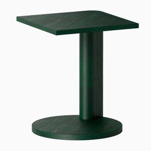 Galta Side Tables in Green Oak from Kann Design, Set of 5